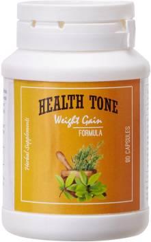 Health Tone Extra Effect Weight Gain Capusules 90 Caps Price In India Buy Health Tone Extra Effect Weight Gain Capusules 90 Caps Online At Flipkart Com