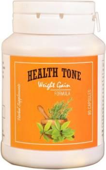 Health Tone Health Tone Weight Gain Capsules Regular Price In India Buy Health Tone Health Tone Weight Gain Capsules Regular Online At Flipkart Com