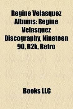 regine velasquez albums