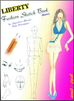 Fashion Sketch Book Buy Fashion Sketch Book By Dilip Karampuri At Low Price In India Flipkart Com