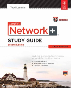 CompTIA Network Certification Study Guide Exam N10-005 5th Edition