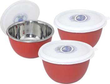 Bartan Hub Microwave Oven Safe Bowl Set Of 3 Polypropylene Steel Storage Bowl Price In India Buy Bartan Hub Microwave Oven Safe Bowl Set Of 3 Polypropylene Steel Storage Bowl Online
