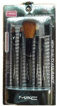 M A C Make Up Brushes Set In