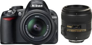 Nikon D3100 DSLR Camera (Body only) Price in India - Buy