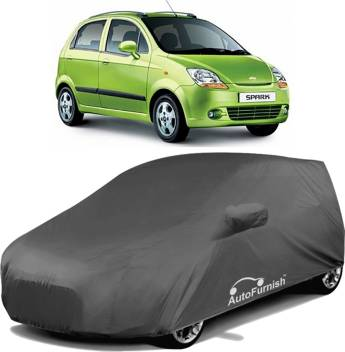 Autofurnish Car Cover For Chevrolet Spark With Mirror Pockets Price In India Buy Autofurnish Car Cover For Chevrolet Spark With Mirror Pockets Online At Flipkart Com