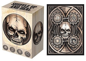 Legion Dead Man`s Hand Deck Box for up to 100 Sleeved Cards