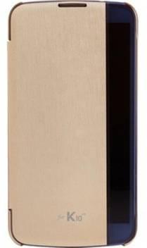 new style d0178 4fb0b Original Flip Cover for LG K10 - Original : Flipkart.com