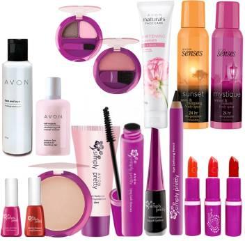 Avon Full Bridal Makeup Collection 17