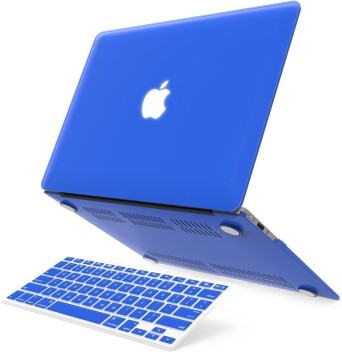 """ROYAL BLUE Crystal Hard Case for NEW Macbook Pro 15/"""" A1398 with Retina display"""