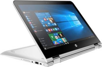 Hp Pavilion X360 Core I5 7th Gen 4 Gb 1 Tb Hdd Windows 10 Home 13 U105tu 2 In 1 Laptop Rs 58900 Price In India Buy Hp Pavilion X360 Core I5 7th Gen