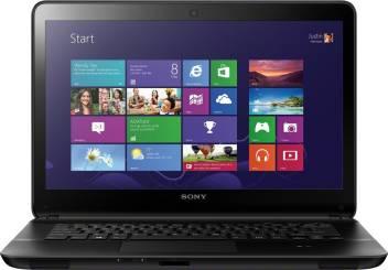 Sony VAIO Fit 14E SVF14212SNB Laptop (3rd Gen Ci3/ 2GB/ 500GB/ Win8)