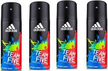 ADIDAS Team Five Deodorant Spray For Men