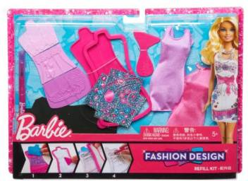 Mattel Barbie Fashion Design Plates Glam Extension Pack X7894 Barbie Fashion Design Plates Glam Extension Pack X7894 Buy Barbie Toys In India Shop For Mattel Products In India Toys For