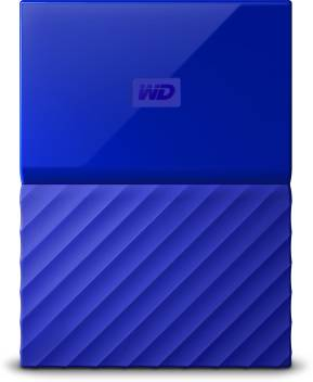 WD My Passport 1 TB Wired External Hard Disk Drive