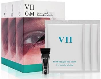 Viicode Oxygen Eye Mask Best Eye Cream For Puffiness Wrinkles Dark