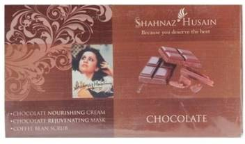 Shahnaz Husain Chocolate Kit ( Set of 3) 30 g  (Set of 3)