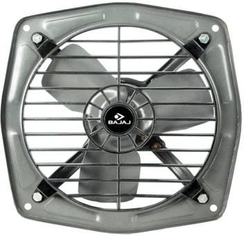 Bajaj Bahar 300mm Grey Exhaust Fan 300 Mm 3 Blade Exhaust Fan