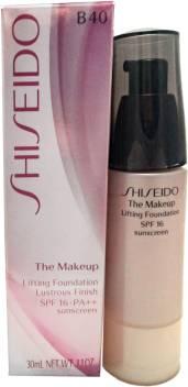 Shiseido Lifting Foundation In