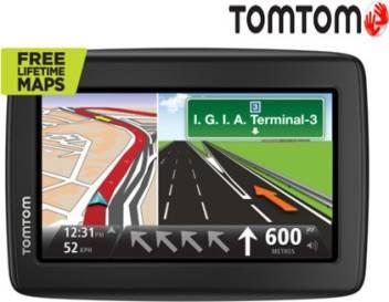 TomTom Start 25 GPS Device