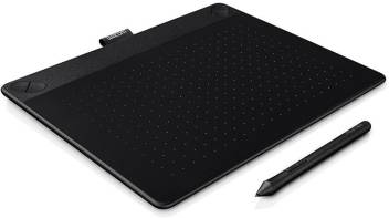 WACOM Intuos Art Pen & Touch Large - Black CTH690AK 8 3 x 6 7 inch Graphics  Tablet
