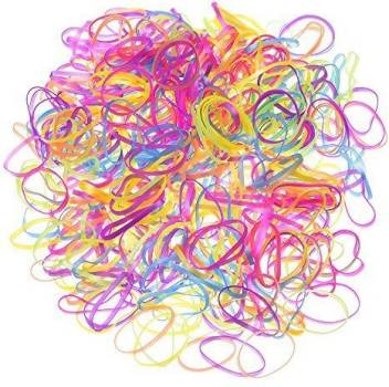 Eboot Eboot Colorful Elastic Bands Hair Rubber Bands Hair Ties