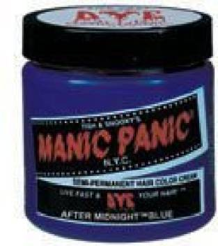 Manic Panic Hair Dye Classic Cream Color Psychedelic Sunset Orange
