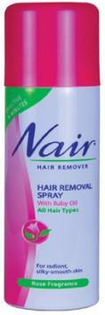 Nair Rose Hair Removal Spray Cream Price In India Buy Nair Rose