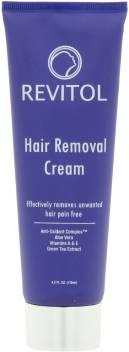 Revitol Hair Removal Cream Cream Price In India Buy Revitol