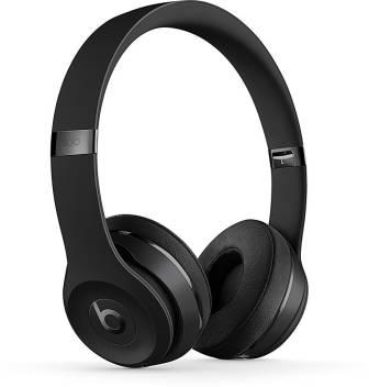 Beats Solo 3 Wireless On Ear Headphones Black Bluetooth Headset Price In India Buy Beats Solo 3 Wireless On Ear Headphones Black Bluetooth Headset Online Beats Flipkart Com