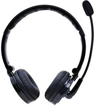 Pashion Bluetooth Headset Pashion 2 In 1 Stereo Handsfree Headset Boom Mic Noise Canceling Wireless Bluetooth Headphone For Cellphones Iphone 4s Ipad Pc Ps3 Skype Model 1 Bluetooth Headset Price In India