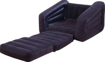 Phenomenal Shopper52 Pull Out Chair Cum Sofa Bed Pp Polypropylene 1 Beatyapartments Chair Design Images Beatyapartmentscom