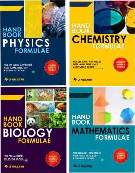 Neet Jee Pcmb Formulae Handbook Set Of 4 Books By Career Point Kota Buy Neet Jee Pcmb Formulae Handbook Set Of 4 Books By Career Point Kota By Career Point