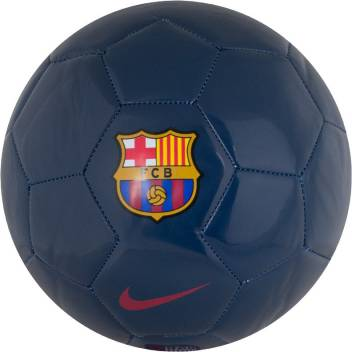 Ejercer Sonrisa cómodo  Nike FC Barcelona Supporter's Football - Size: 5 - Buy Nike FC Barcelona  Supporter's Football - Size: 5 Online at Best Prices in India - Football |  Flipkart.com