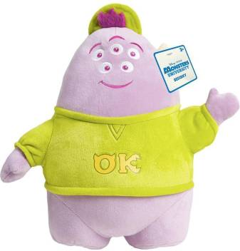 Just Play Disney Pixar Monsters University Squishy Plush 10 1 Inch Disney Pixar Monsters University Squishy Plush Buy Cartoon Characters Toys In India Shop For Just Play Products In India Flipkart Com