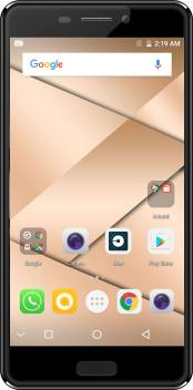Micromax Canvas 2 (Chrome Black, 16 GB)