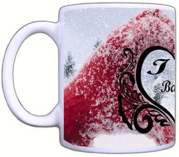 Muggies Magic Banti Heart Name Design 11oz Ceramic Coffee Mug Price In India Buy Muggies Magic Banti Heart Name Design 11oz Ceramic Coffee Mug Online At Flipkart Com