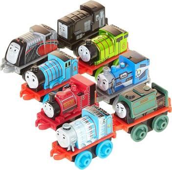 Fisher Price CHL93 Thomas /& Friends Minis 8 Pack Train