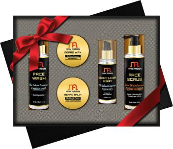 Beard Grooming Gift Set