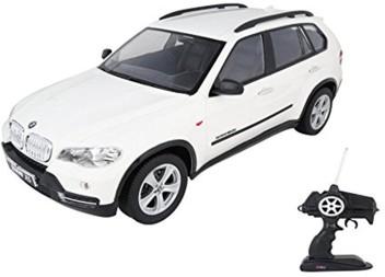 rastar RC BMW X5 Scale 1:18 Silver 24 cm