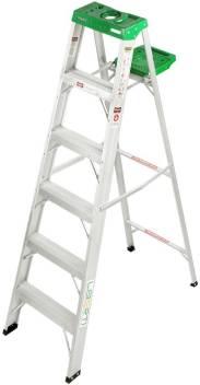 Liberti Ladders 6 Feet Liberti Aluminium Step Ladder With Utility Tray Aluminium Ladder Price In India Buy Liberti Ladders 6 Feet Liberti Aluminium Step Ladder With Utility Tray Aluminium Ladder Online