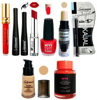 Lady Fashion Bridal Makeup Kit In