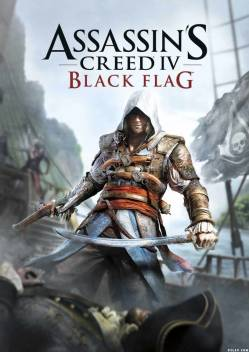 Assassin S Creed Black Flag On Fine Art Paper Hd Quality Wallpaper Poster Fine Art Print Personalities Posters In India Buy Art Film Design Movie Music Nature And Educational Paintings Wallpapers At