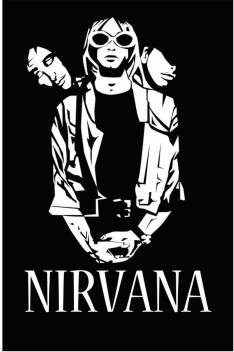 medium aabhaas wall poster kurt cobain nirvana abhnewprsnl1527 original imaegtrt8fvzw7mg