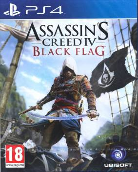 Assassin S Creed Iv Black Flag Price In India Buy Assassin S
