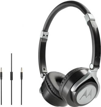 c0b2ad67a88 Motorola Pulse 2 Wired Headset with Mic Price in India - Buy ...