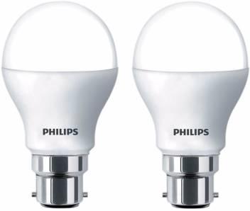 Philips 8 5 W Round B22 Led Bulb
