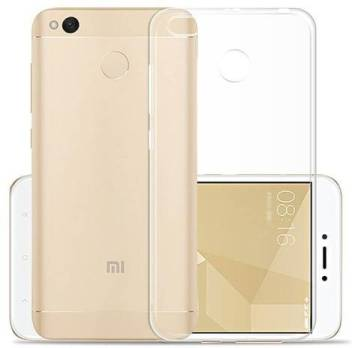 buy popular b6e33 40c71 Flipkart SmartBuy Back Cover for Mi Redmi 4