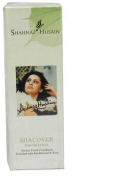 Shahnaz Husain FOUNDATION 50G Foundation  (NATURAL, 50 g)