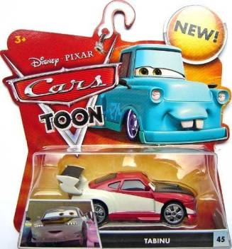 Unknown Tabinu 45 Disney Pixar Cars 1 55 Scale Tokyo Mater Cars Toon Die Cast Vehicle Tabinu 45 Disney Pixar Cars 1 55 Scale Tokyo Mater Cars Toon Die Cast Vehicle
