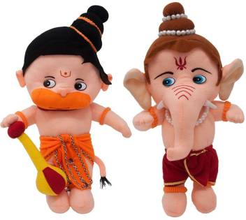 Mtc Lord Baal Hanuman Ganesha Hindu Idol Combo Soft Plush Toy 34cm 34 Cm Lord Baal Hanuman Ganesha Hindu Idol Combo Soft Plush Toy 34cm Buy Cartoon